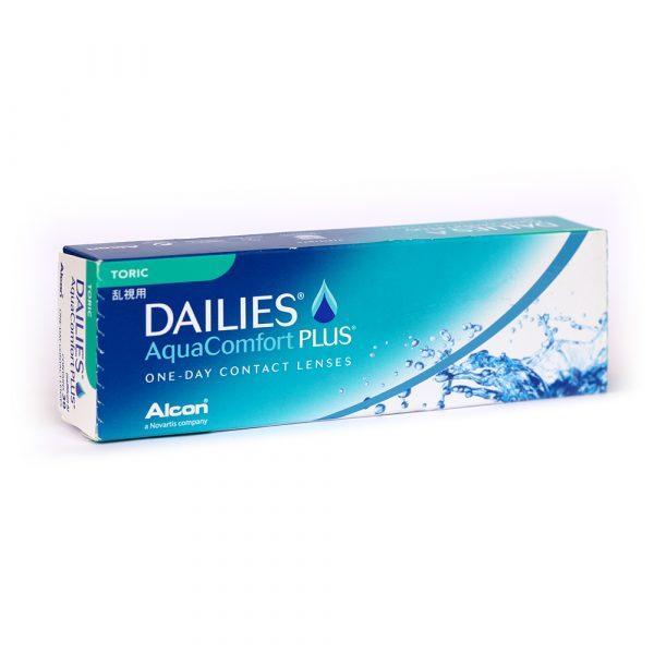 Dailies Toric Aqua Comfort Plus
