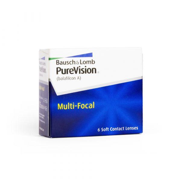 Lentilles de Contact PureVision Multifocale