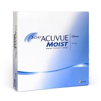 1Day Acuvue Moist 90 Pack