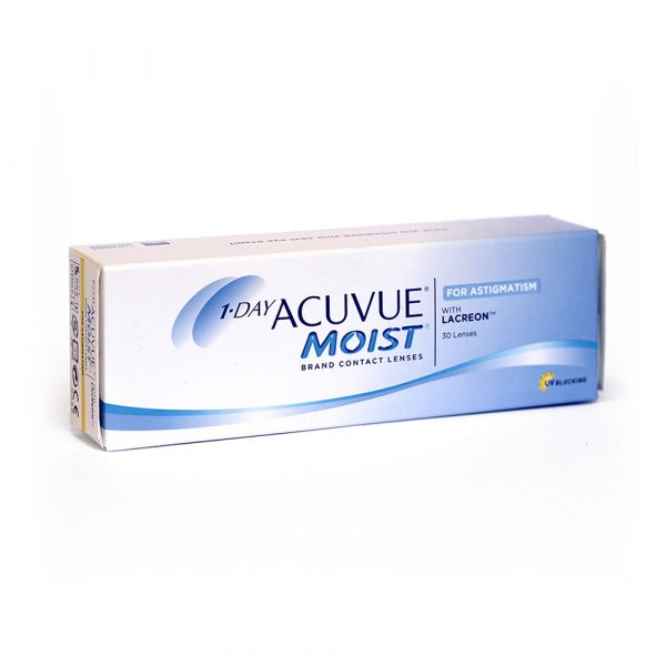 1 Day Acuvue Moist Astigmatism