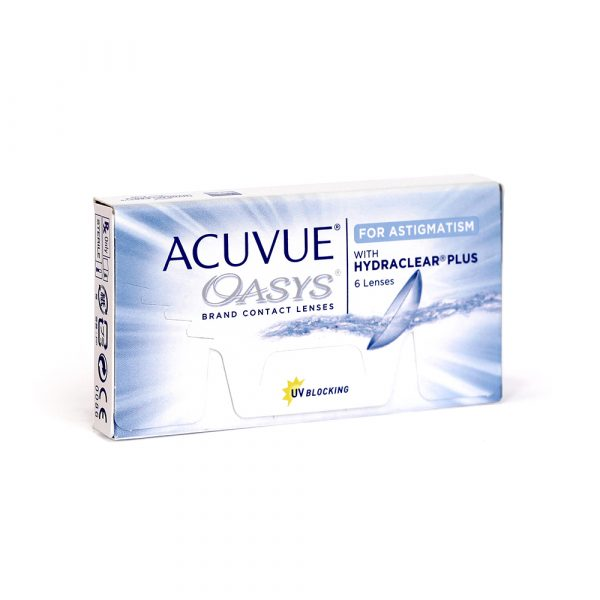 acuvue oasys for astigmatism 6 toric contact lenses. Black Bedroom Furniture Sets. Home Design Ideas