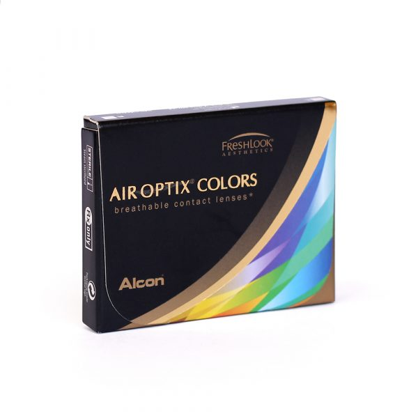 Air Optix Colors coloured contact lenses