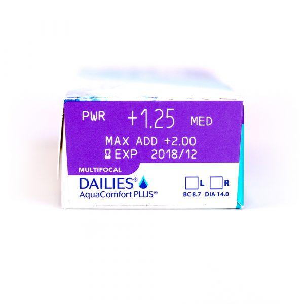 Dailies Multifocal