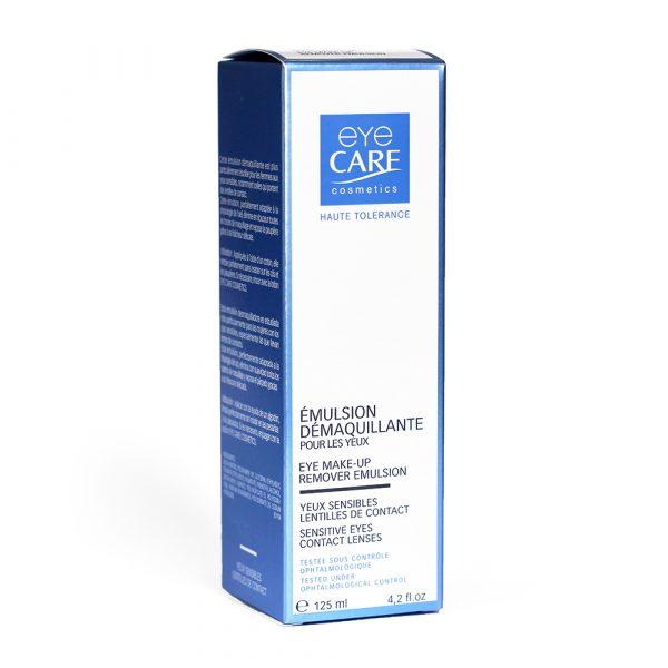 EyeCare Emulsion Eye makeup remover