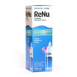 ReNu MultiPlus Lens Care Solution