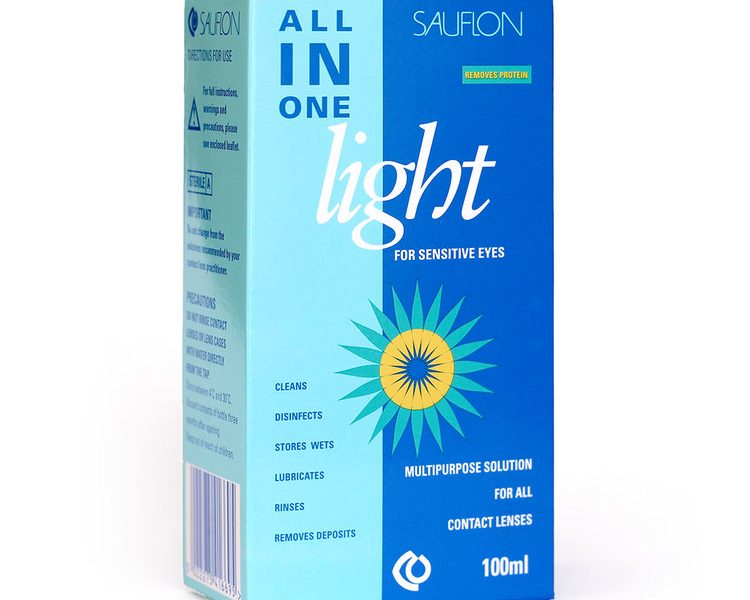 Contact Lens Care Product