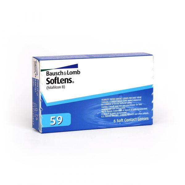 Soflens 59 Lentilles de Contacts