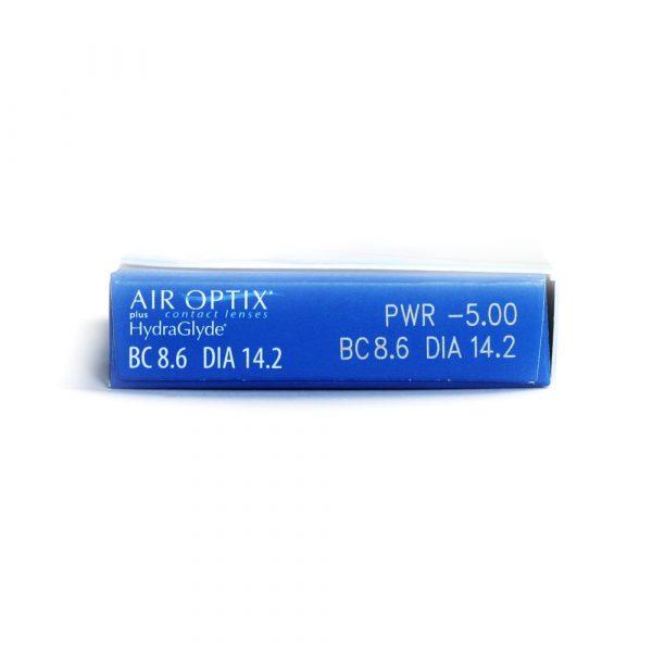 AirOptix Plus Hydra Glyde