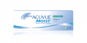 1 Day Acuvue Moist Multifocale